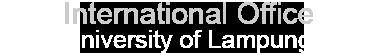 University of Lampung → International Office